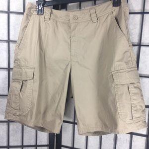 • THE NORTH FACE Cargo Shorts Beige Tan Medium